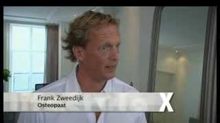 Osteopathie in programma LifestyleXperience RTL4