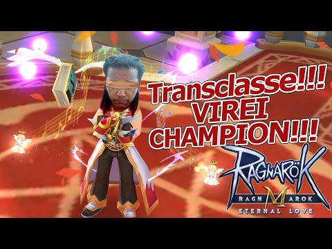 Ragnarok M Eternal Love: Como virar transclasse + dicas!!! Virando Champion FINALMENTE!!! - Omega Play