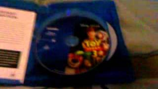 Toy Story 3 (2 Disk Blu-ray + DVD + E-copy) Unboxing!