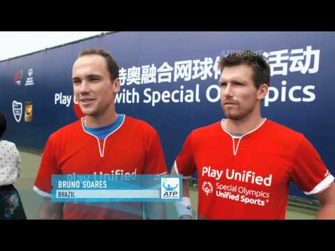 ATP World Tour Uncovered Shanghai Scene Set