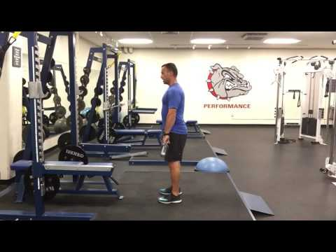 Barbell High Pull