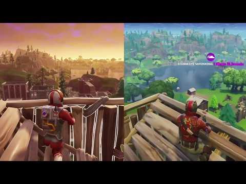 HOW TO PLAY SPLIT SCREEN ON FORTNITE WITH NEW UPDATE/PATCH