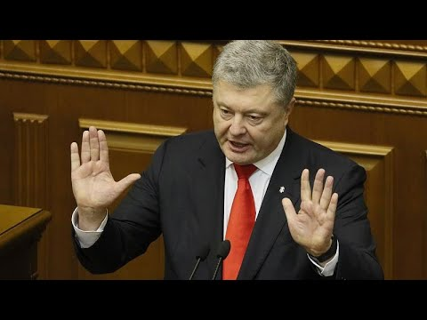 NBC's Richard Engel in exclusive interview with Ukrainian President Petro Poroshenko