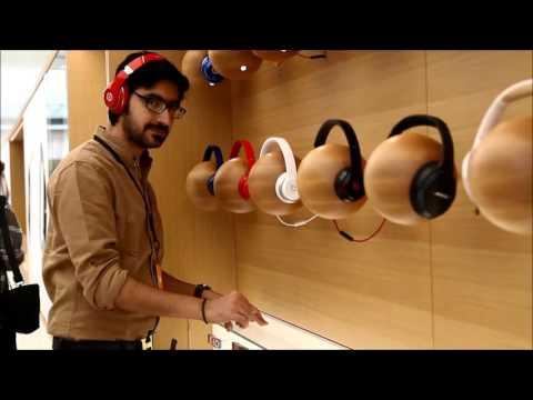 Inside The New Apple Store In Dubai