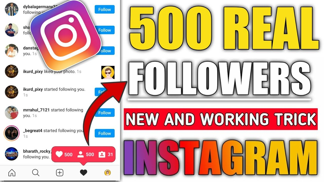 How To gain Real Instagram Likes and Followers | How To increase Instagram Followers And Likes 2020