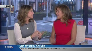 Interview with The Today Show's Savannah Guthrie and Hoda Kotb