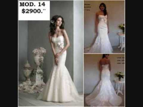 Mercadolibre vestidos de novia usados economicos