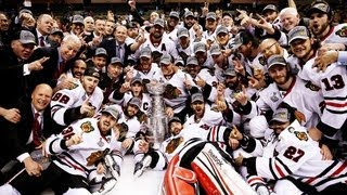 Chicago Blackhawks - 2013 Stanley Cup Champions (Part 1/2)