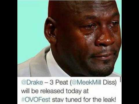 Drake 3 peat ( meek mill diss ) R.I.P meeks