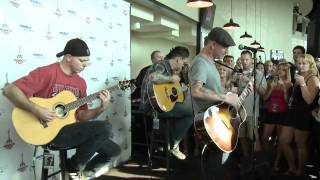 Stone Sour Acoustic Performance at 98 RockFest - Hesitate