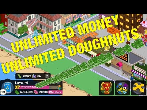 tapped out how to get donuts