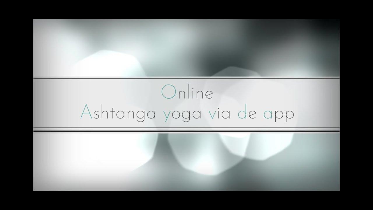 Demo online les ashtanga yoga