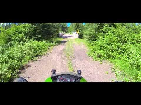 TMAT Trans Minnesota Adventure Trail North Shore Loop