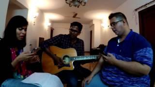 Inji Iduppazhagi | Ft Vasundhara| Satish Kumar | Isaac Thayil | Part-1 | Thevar Magan | Guitar Cover