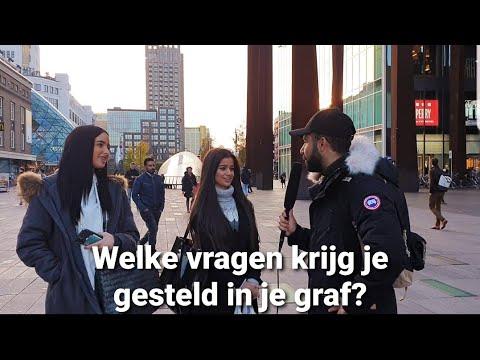 Welke Vragen Krijg Je In Het Graf! | EINDHOVEN | Abdellatif Ouisa | Interview #14