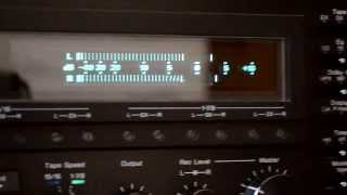 Nakamichi 680ZX - Recording test with That's MG-X Metal tape Watch ...