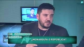 El sistema político a debate: ¿Monarquía o República?