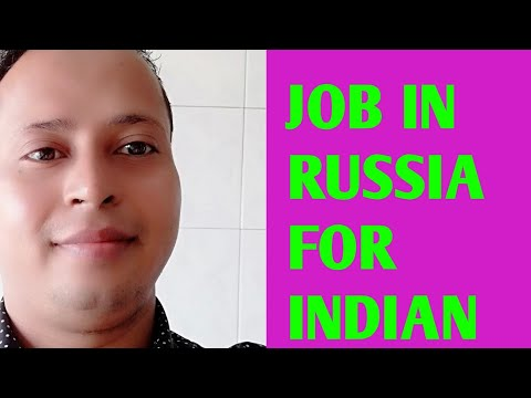 How to find a job in Russia