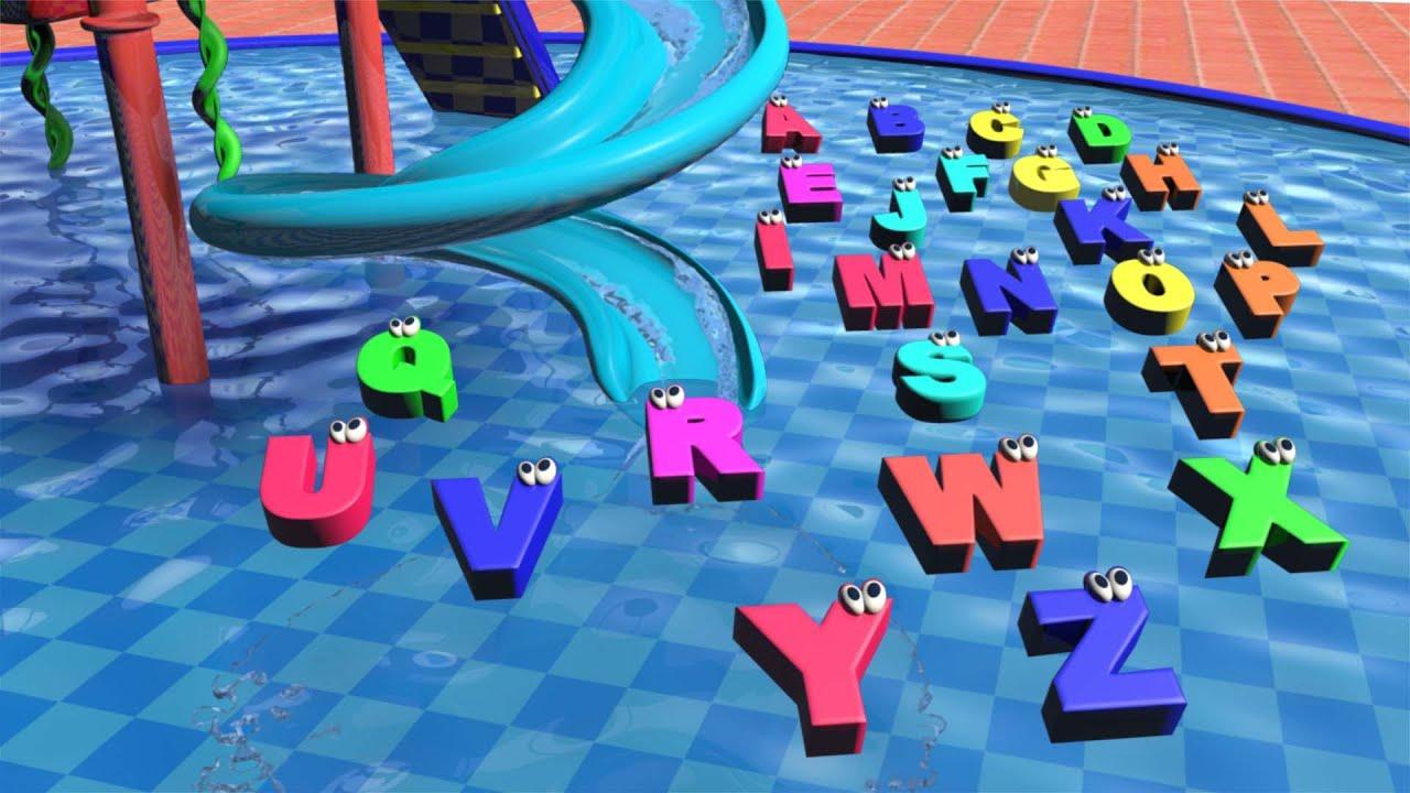 Alphabet Song | ABC Song | learn Alphabets | nursery rhymes | kids ...