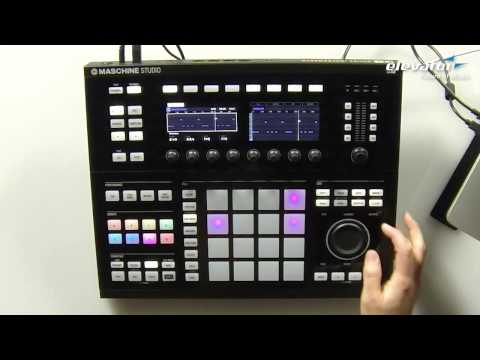 Elevator Vlog - Folge 32: Native Instruments Maschine Studio (Deutsch)