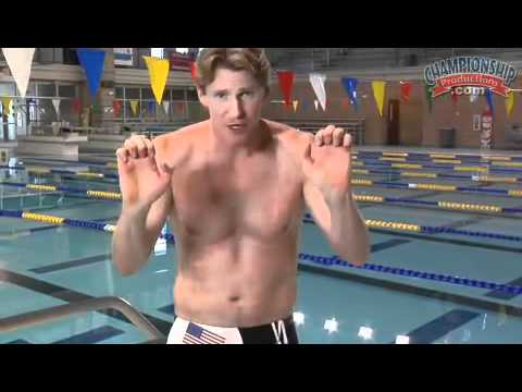 Josh Davis on Everything Swimming: All 4 Strokes, Starts and Turns