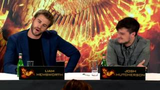 The Hunger Games: Mockingjay 2 Press Conference Berlin - Part 3