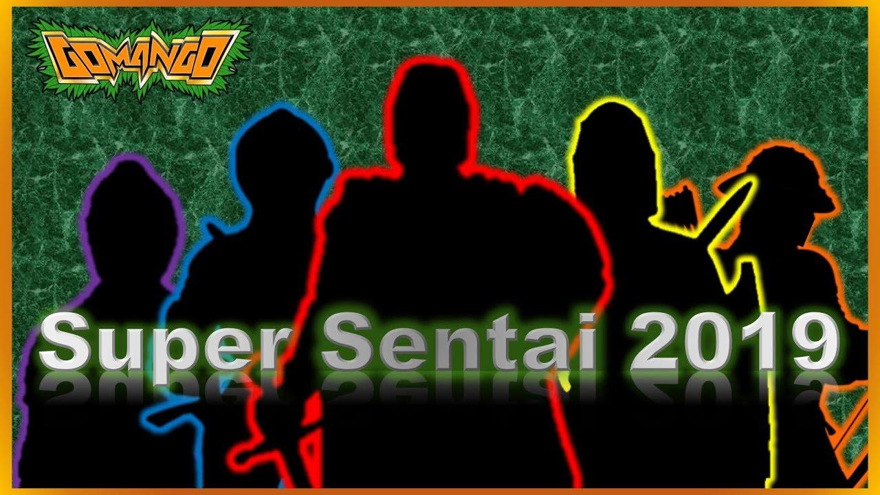 SUPER SENTAI 2019 TRADEMARKED! - KISHIRYU SENTAI RYUUSOGER