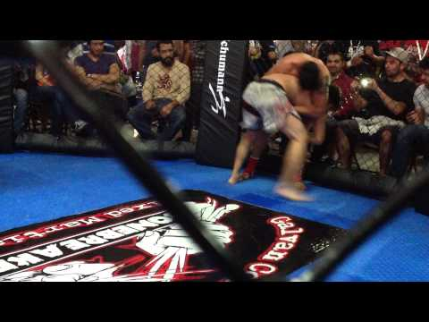 Miguel Ángel González Linares MMA