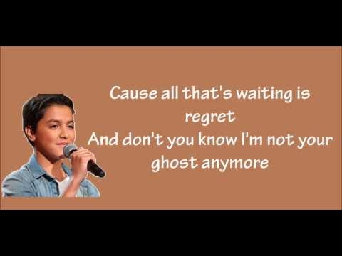 Ayoub  Jar Of Hearts Lyrics The Voice Kids HD