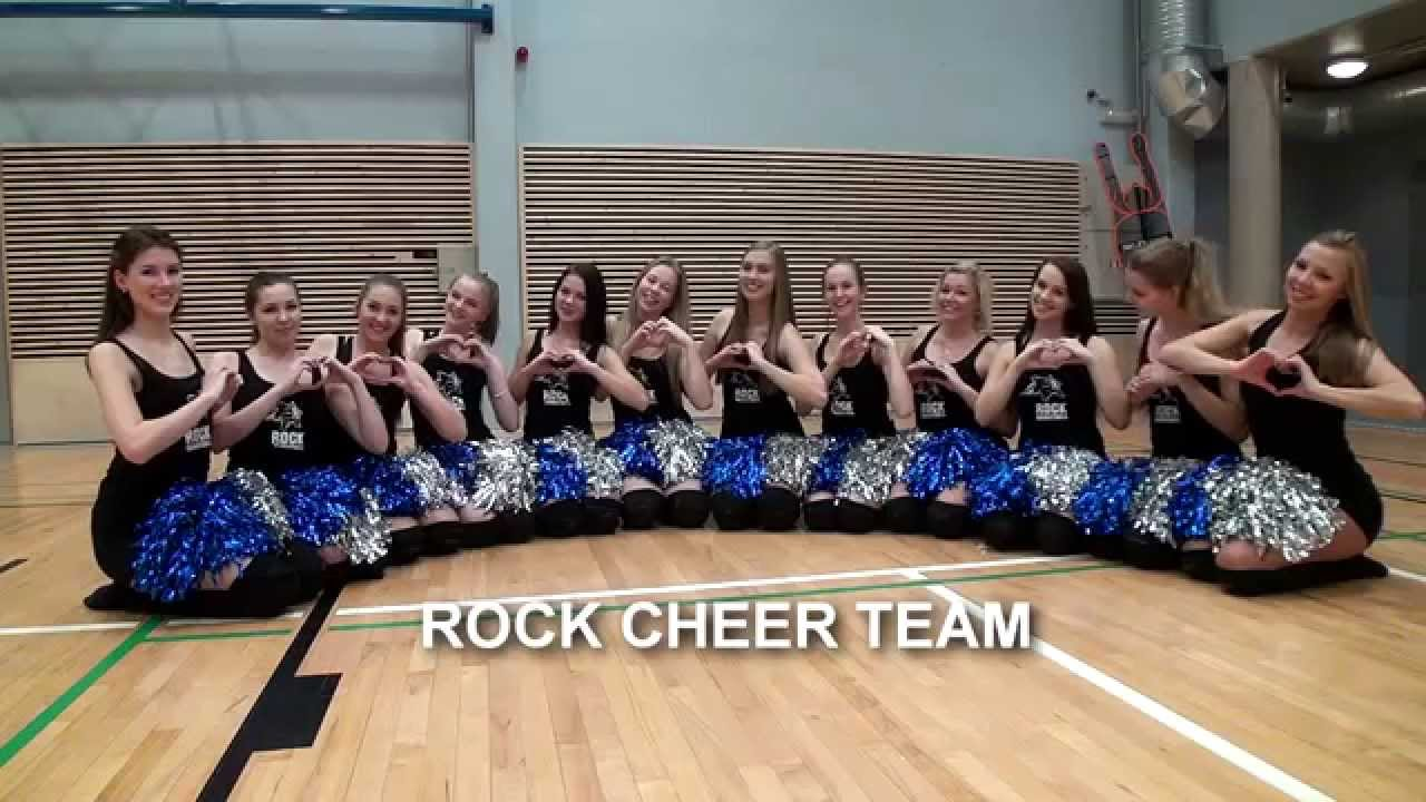TÜ/Rock Basketball Team Cheerleaders Defitsiit | Awesome ...