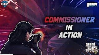 [GTA V RP INDIA] Commissioner on duty 🔴🔵