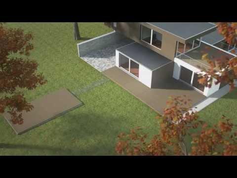 Twinson Terrace Revêtement De Terrasse Composite