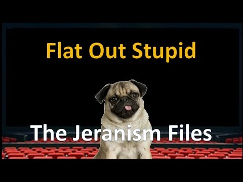 Flat Out Stupid - The Jeranism Files: Antarctica