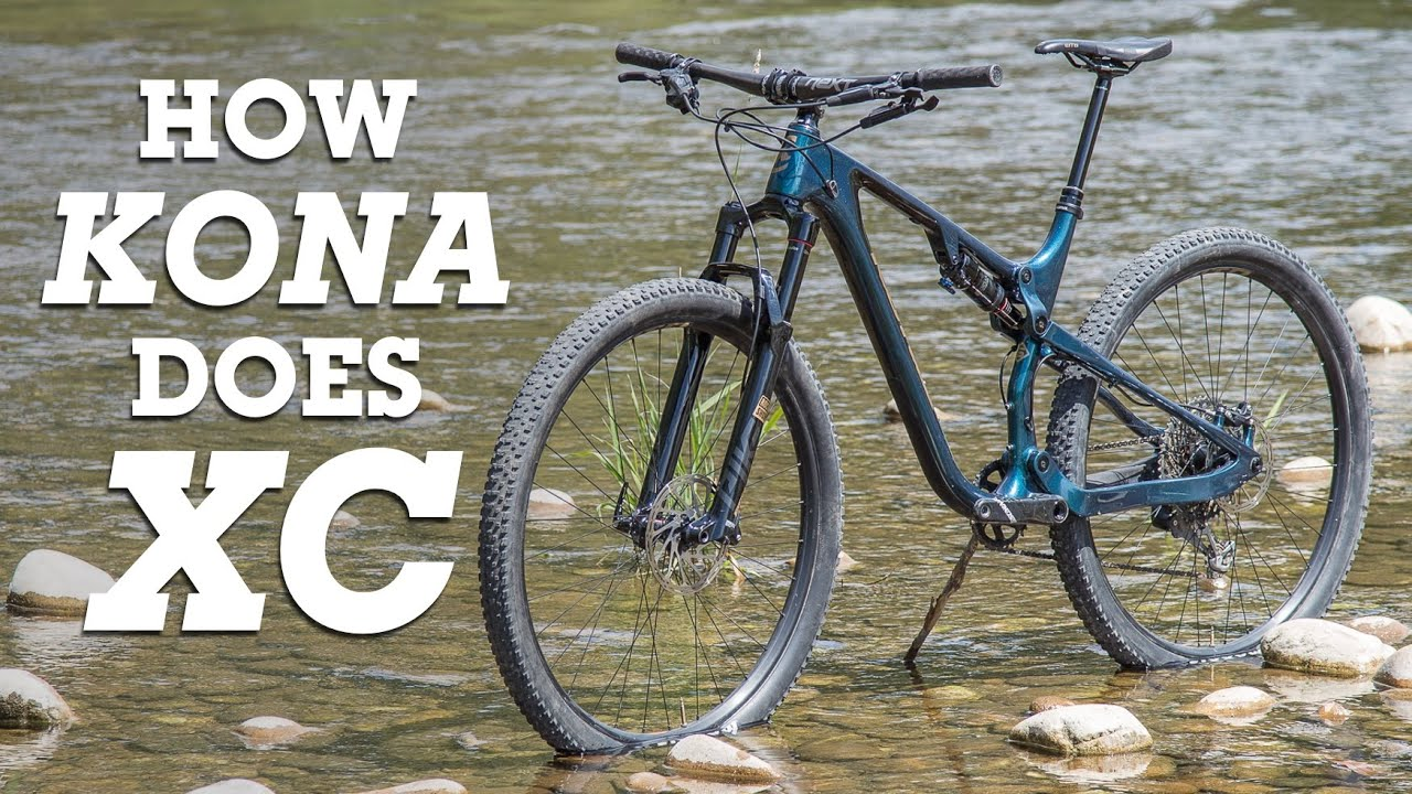 Xc Bike Torture Test Kona Hei Cr