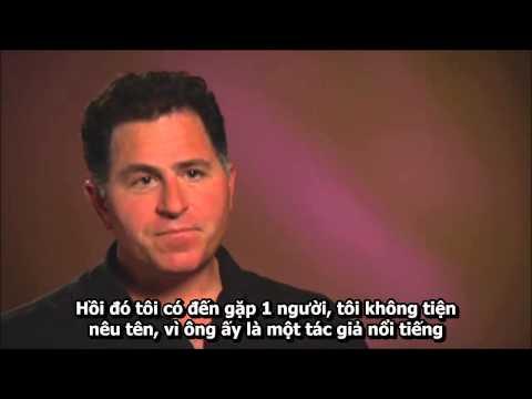 [Visla.vn] Michael Dell nói về khởi nghiệp