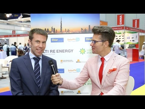 Solar in UAE: Pushing the regulations to the next level... - Daniel Zywietz