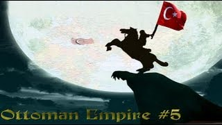 Hearts of Iron 3- World War 1 Mod- Ottoman Empire Part 5