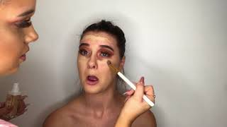 Clubbing Glam, Client Tutorial   Shelby J x