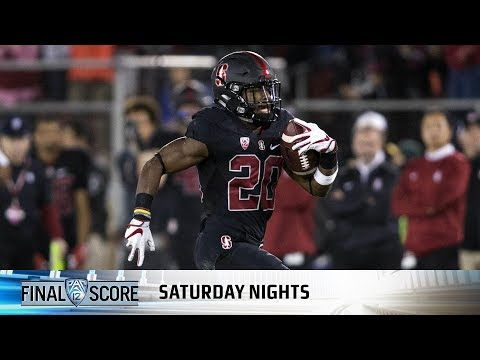 Highlights: Stanford claims control of Pac-12 North after win over Oregon