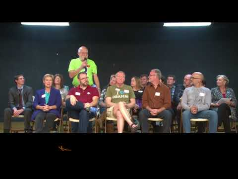 PFLAG Olympia's Candidate Forum