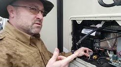 Troubleshooting A Dometic RV Refrigerator That's Not Working On Propane