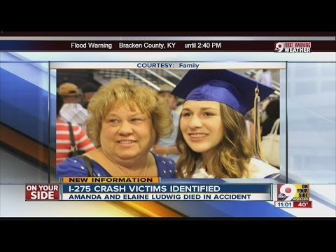 Woman, Daughter Killed In I-275 Crash Near Indiana-Kentucky Border.