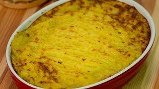 Вкуснейшая картофельная запеканка с грибами - ее хочется готовить не только в пост! | Appetitno.TV