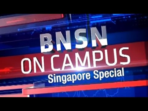 Buy Now Sell Now On Campus | Singapore Special