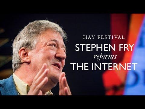 Stephen Fry on The Internet