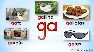 # 16 Sílabas ga go gu - Syllables With Gg