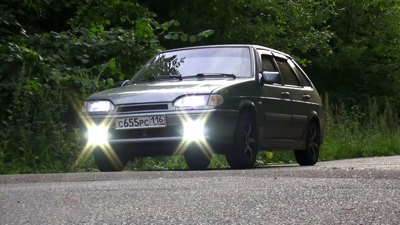 2011 ВАЗ 2114 Супер-Авто. Тест-Драйв.