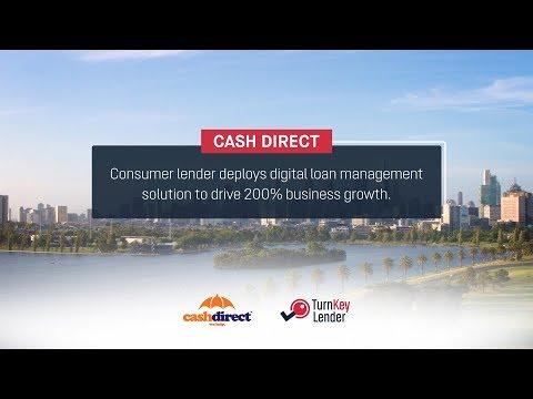 TurnKey Lender Customer Success Story: Cash Direct