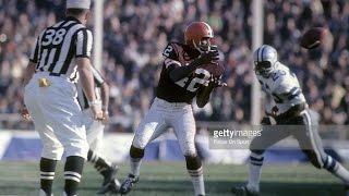 1966 Browns at Cowboys Game 11