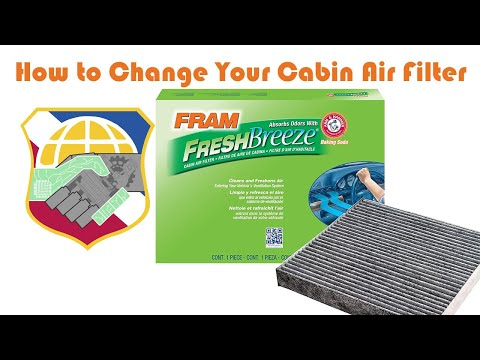 When To Change Air Filter >> How to Change Your Cabin Air Filter - 2009 to 2013 Honda ...
